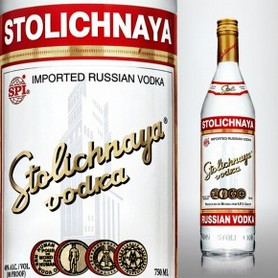 MAGNUM VODKA STOLICHNAYA RED 3 LITRI